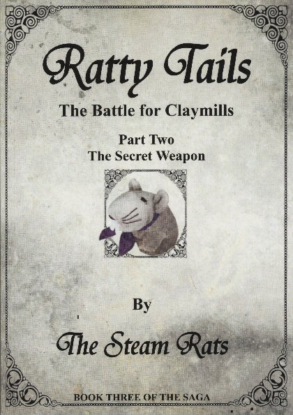 Ratty Tails Book 3